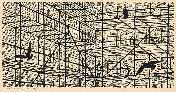 Orest Dubay – Na stavbe
