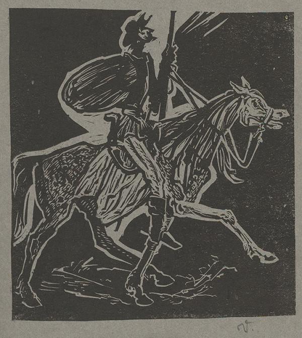 Jaroslav Vodrážka - Don Quijote na koni I.