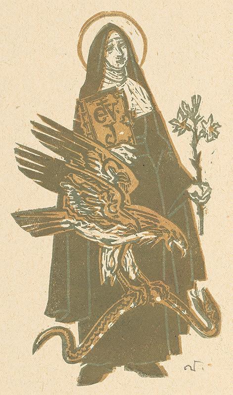 Jaroslav Vodrážka – Sv. Terézia