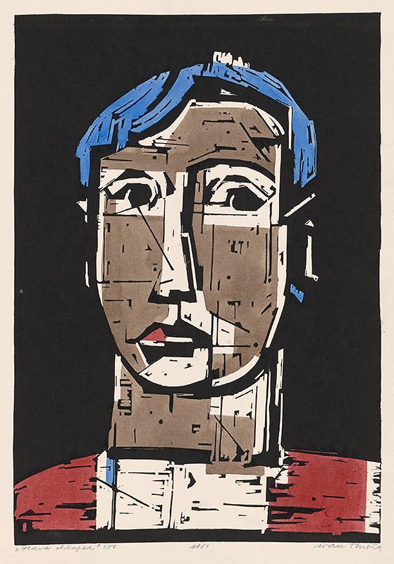 Ivan Štubňa - Hlava chlapca