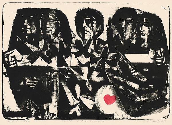 Jozef Baláž – Srdce a myšlienka