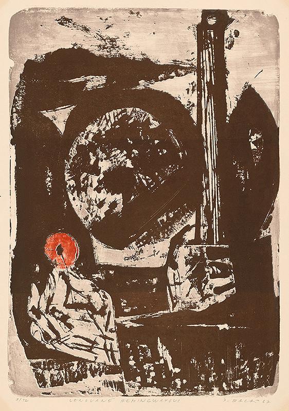Jozef Baláž – Venované Hemingwayovi