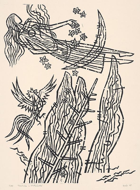 Fero Kráľ - Balada o stokráske