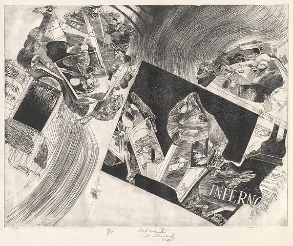 Vincent Hložník – Inferno X.