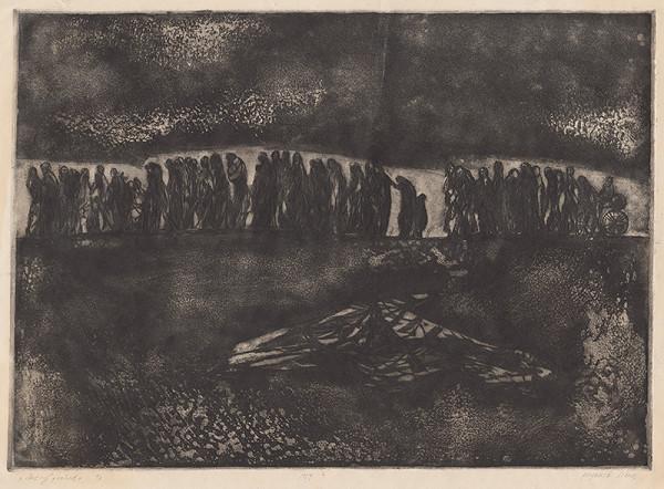 Viera Gergeľová – Nočný pochod