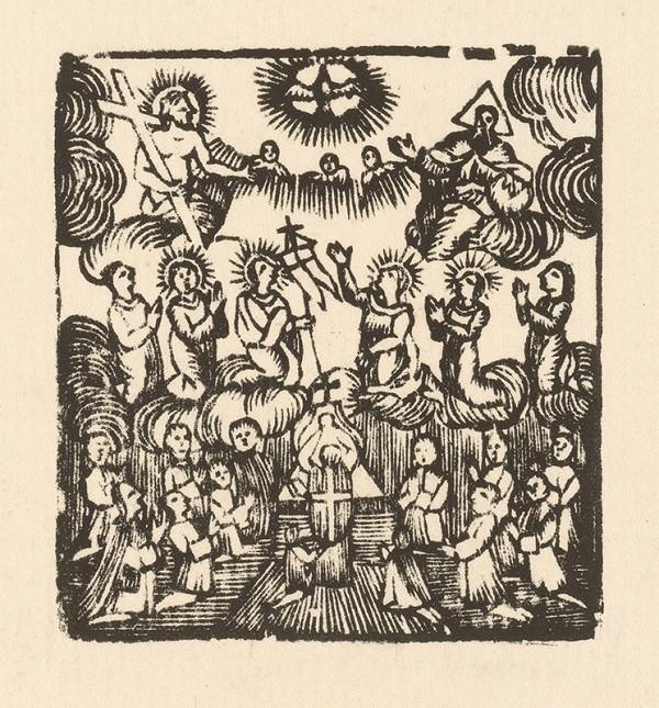 Slovenský grafik z 2. polovice 18. storočia – Pozdvihovanie