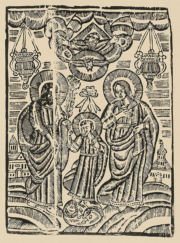 Imrich Spevák – Svätá rodina