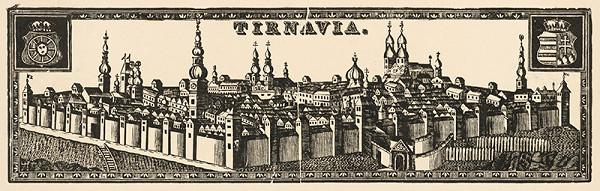 Slovenský grafik z 2. polovice 19. storočia - Trnava