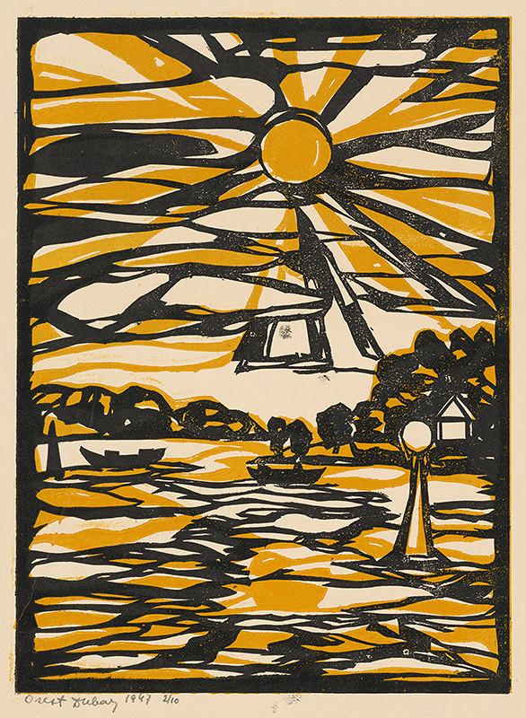 Orest Dubay – Slnko v zálive