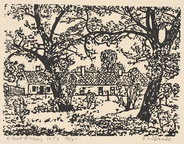 Orest Dubay – V záhrade