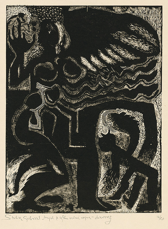 Gabriel Štrba st. – Anjel