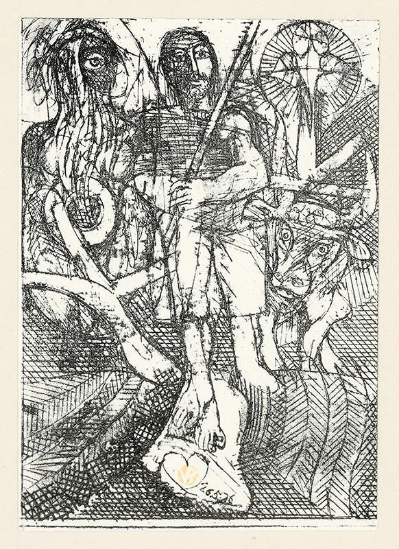 Jozef Baláž – Veštkyňa