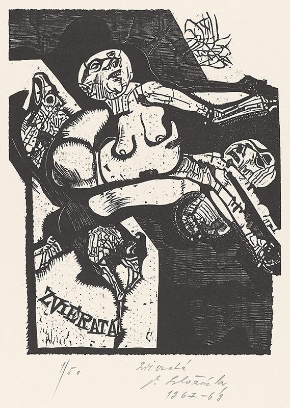Vincent Hložník - Zvieratá