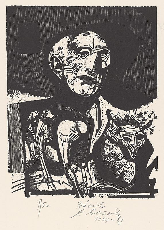 Vincent Hložník – Básnik