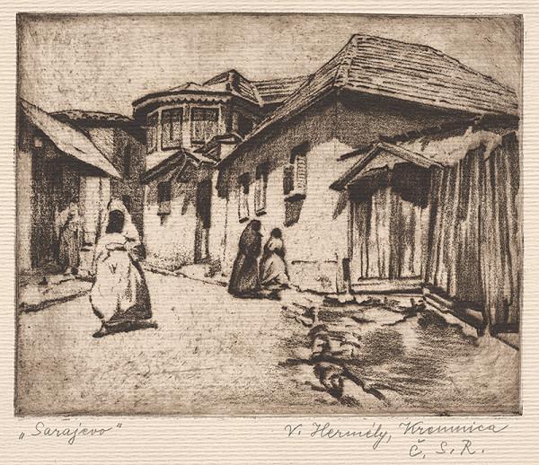 Viktor Hermély – Sarajevo