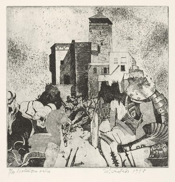 Emil Sedlák – Matúšova veža