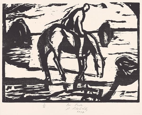 Vincent Hložník – Pri vode