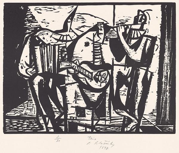 Vincent Hložník – Trio