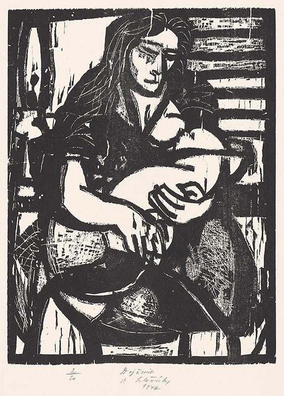 Vincent Hložník - Dojčenie