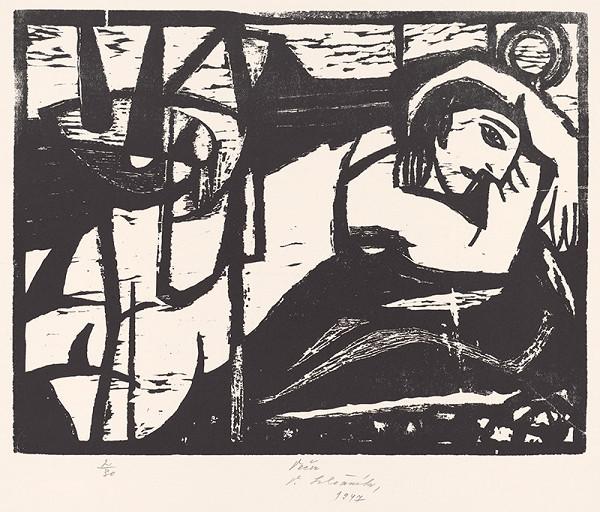 Vincent Hložník – Večer