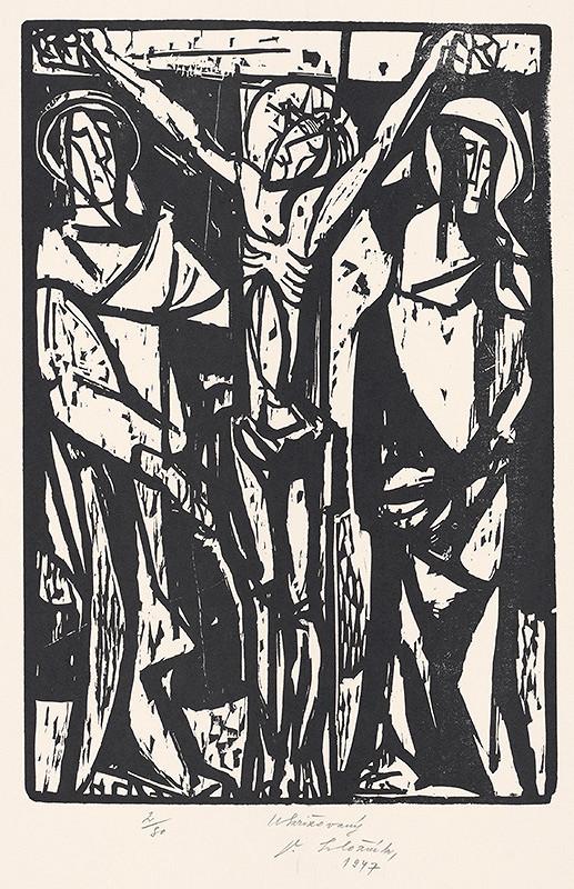 Vincent Hložník – Ukrižovaný