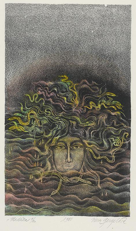 Viera Gergeľová - Medúza
