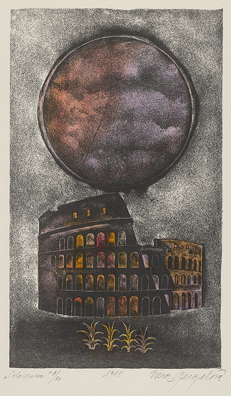 Viera Gergeľová – Coloseum