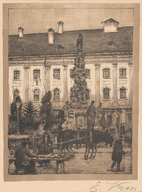 Eugen Krón – Trojičný stĺp
