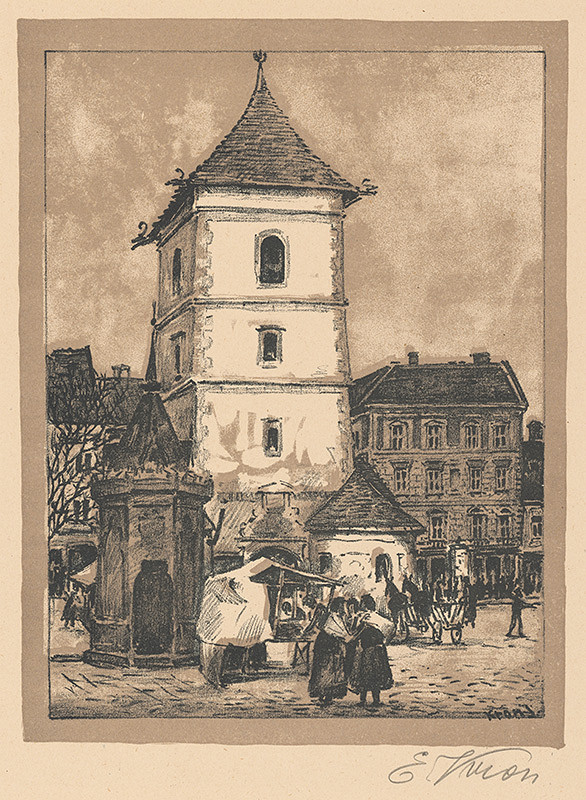 Eugen Krón - Urbanova veža