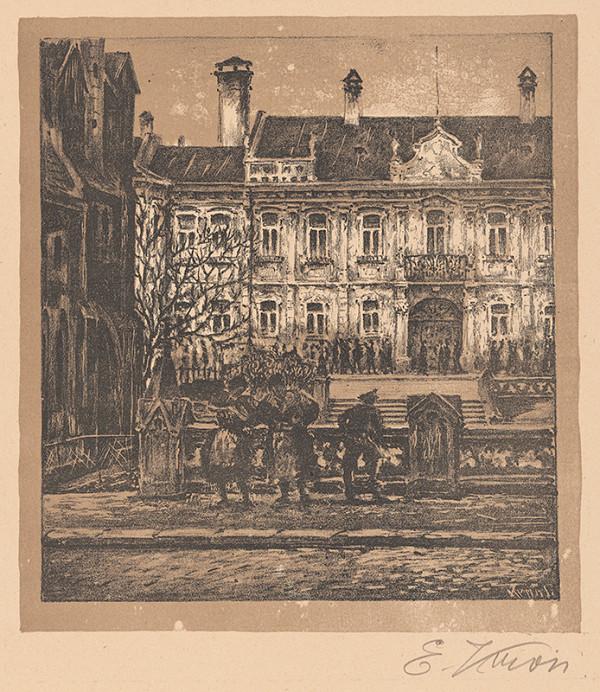Eugen Krón – Biskupský palác