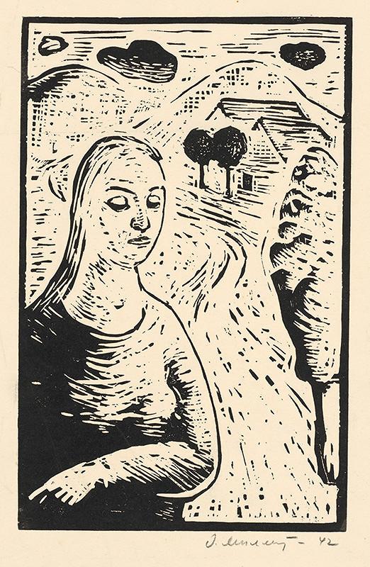 Dezider Milly – Žena na ceste