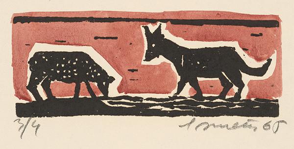Ernest Zmeták - Vlk a jahňa