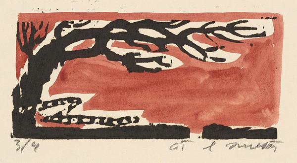 Ernest Zmeták - Had pod stromom