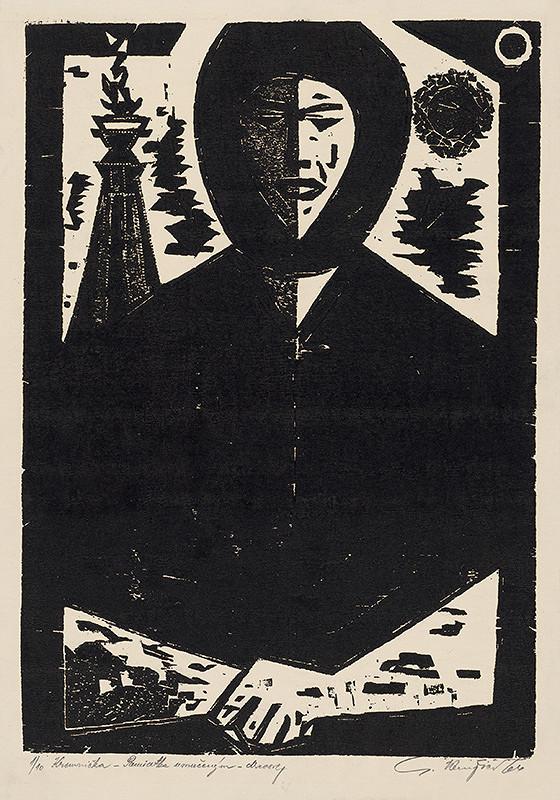 Gustáv Kružič - Kremnička - Pamiatka umučeným