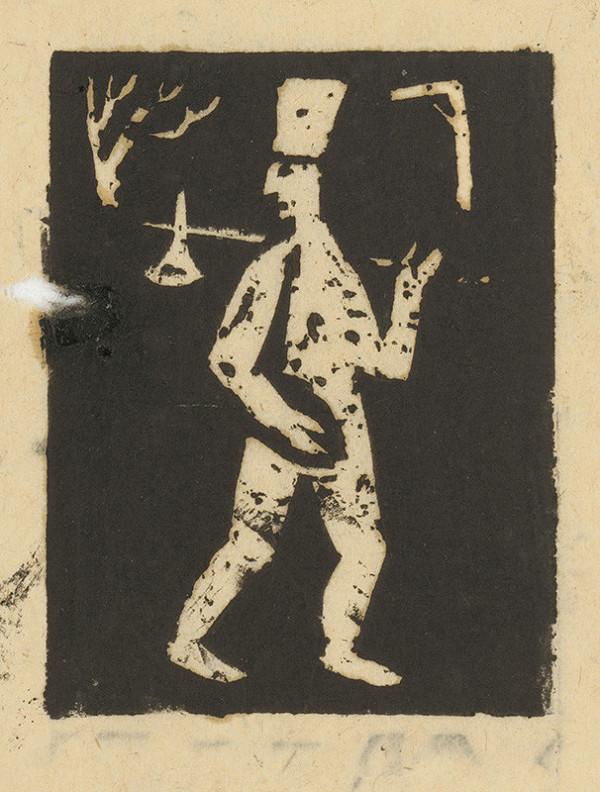 Ernest Zmeták - Muž so sekerou
