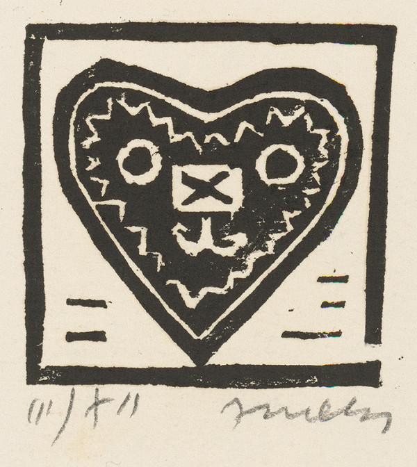 Ernest Zmeták – Perníkové srdce