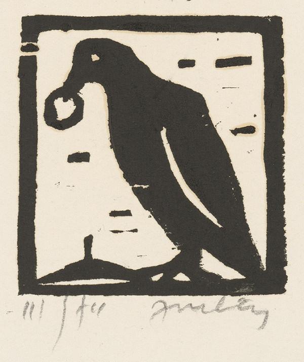 Ernest Zmeták – Vták s prsteňom