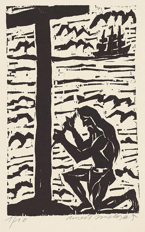 Ernest Zmeták – Muž pod krížom