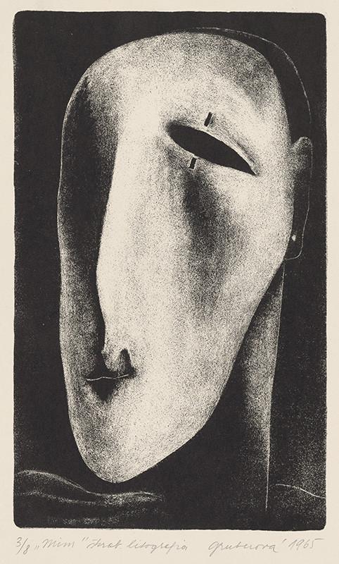 Oľga Grúberová, Mím, 1965