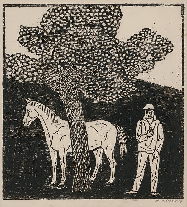 Alojz Klimo – Kôň