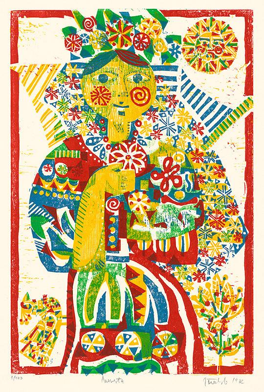 Ján Ondriska – Nevesta
