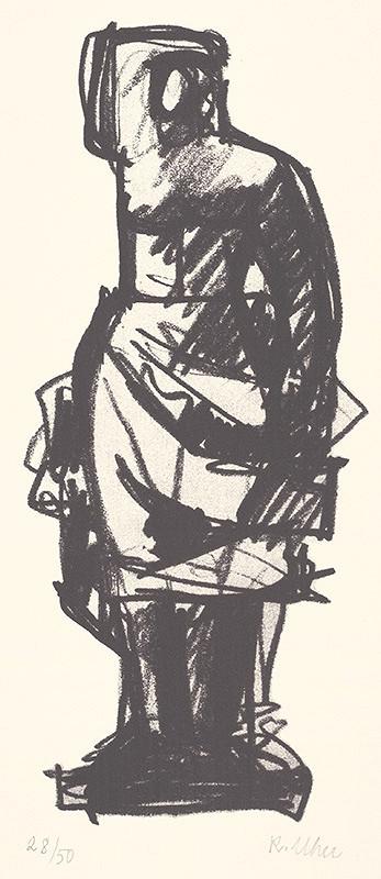 Rudolf Uher - Serigrafia I.