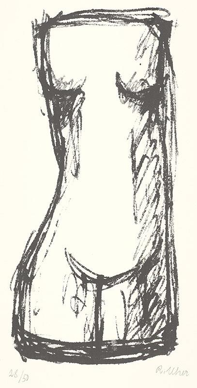 Rudolf Uher - Serigrafia II.