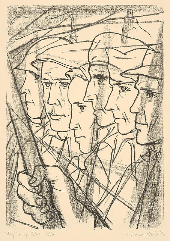 Imrich Weiner-Kráľ - Nový nástup 1944