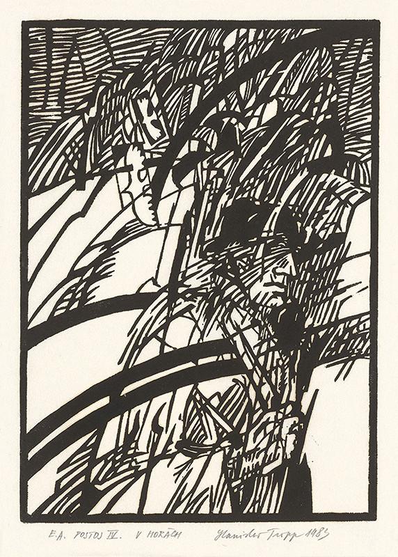 Stanislav Tropp – V horách