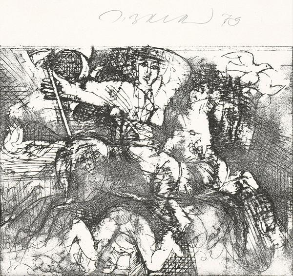 Jozef Baláž – Balada o Jurovi Jánošíkovi IX
