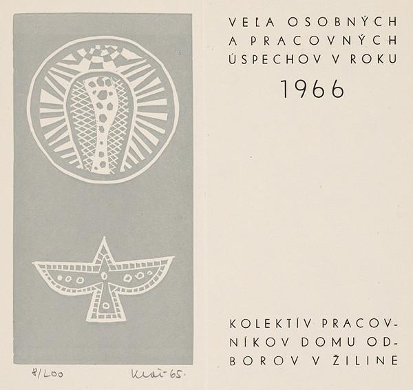 Fero Kráľ – P.F. 1966 II.