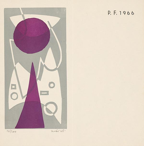 Fero Kráľ – P.F. 1966 III.