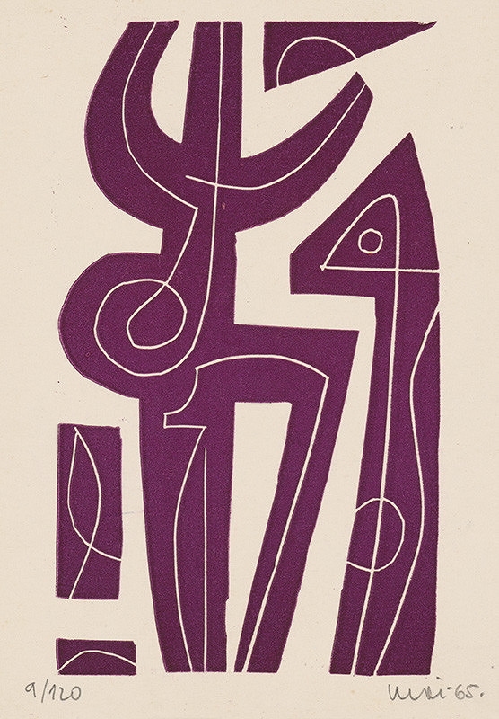 Fero Kráľ – Pozvánka na výstavu