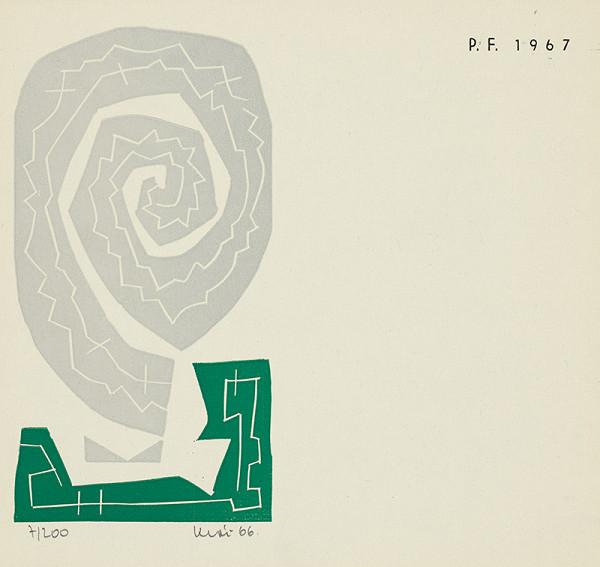 Fero Kráľ – PF 1967